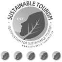 Certified member of CST – Costa Rica Sustainable Tourism - Ecotourism