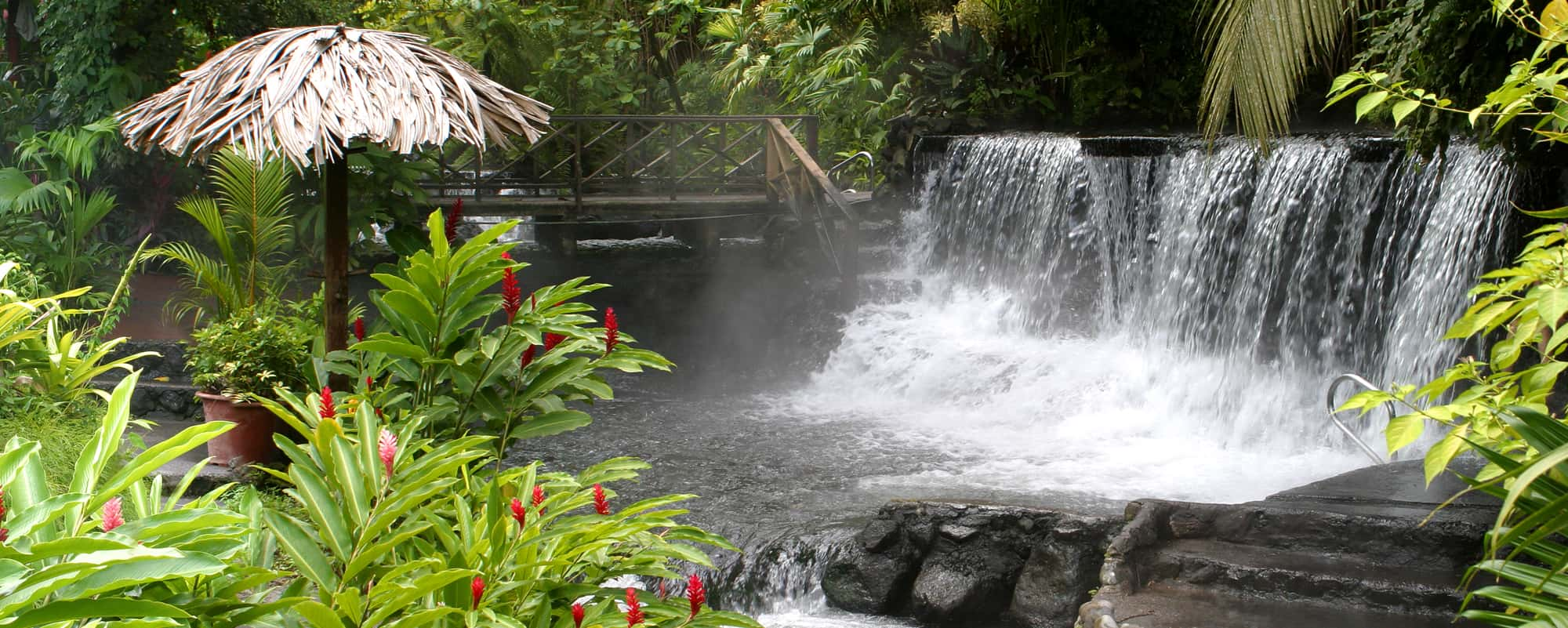 Arenal Volcano Hotels Costa Rica Resorts Hotel Luxury La Fortuna Lodging Spas Hot Springs Cabins Chalets Nature Lodges Views