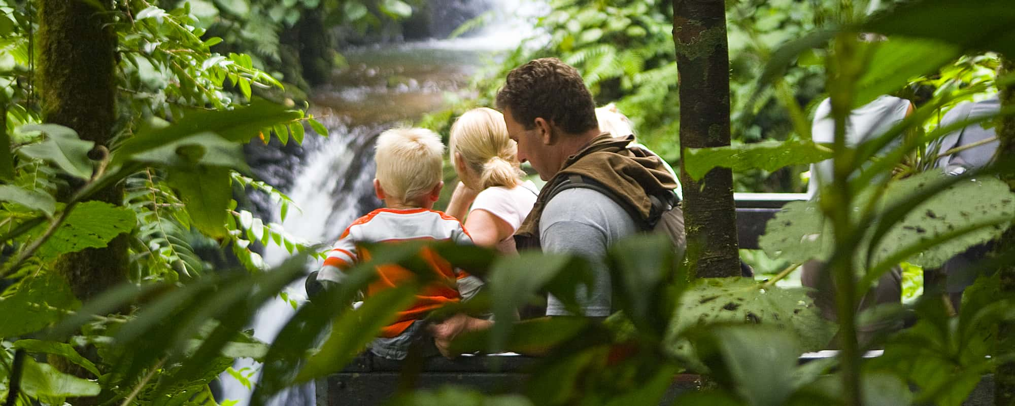 Family vacation packages in Costa Rica